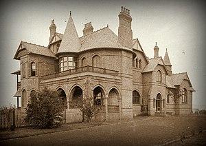 Camelot (Kirkham) - Image: Camelot House, Kirkham, Australia (ca 1900) 1