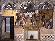 Camera degli sposi wikipedia for Mantova palazzo ducale camera degli sposi