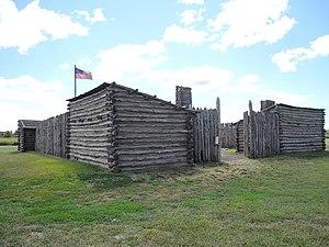 Camp Dubois - Reconstruction of Camp Dubois