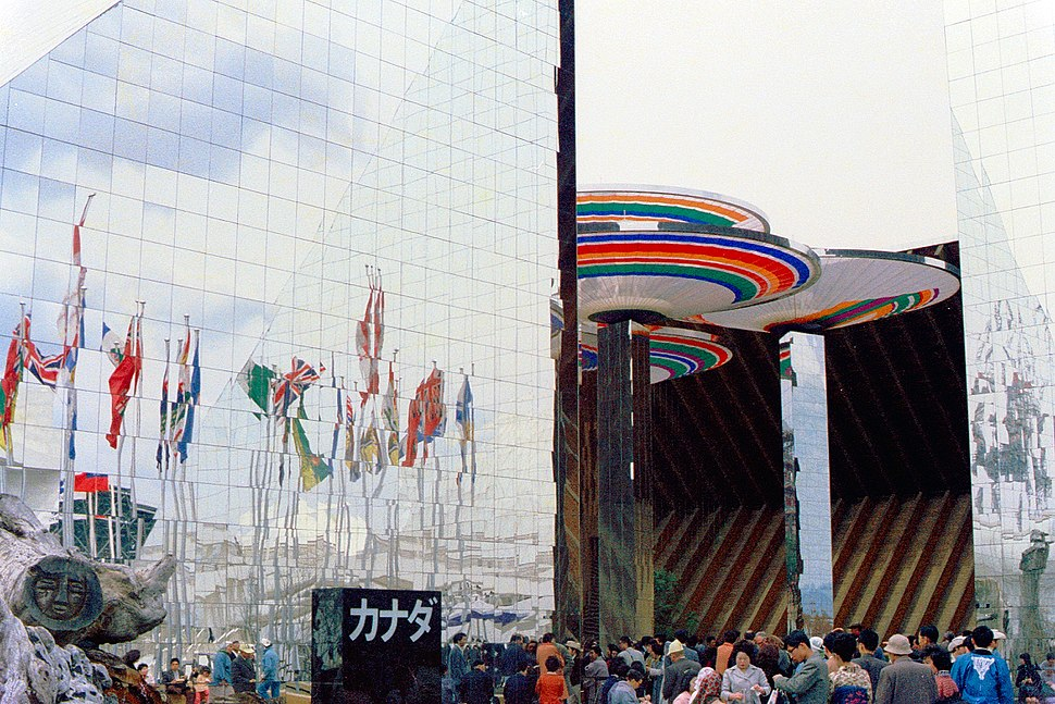 Canada Pavilion Expo 70