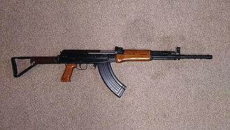 Canadian civilian legal version of the Type-81 rifle P 20171205 142259 vHDR Auto.jpg