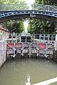 Canal Saint-Martin Passerelle de la Grange-aux-Belles 002.JPG