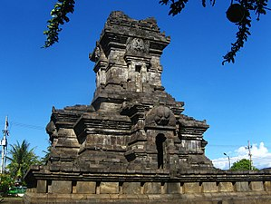 Singhasari - Singhasari temple built as a mortuary temple to honour Kertanegara, the last king of Singhasari.