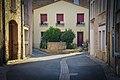Canet-en-Roussillon - Rue Saint-François de Paule et puits.jpg