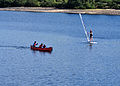 Canoe and windsurfer on Siblyback Lake.jpg