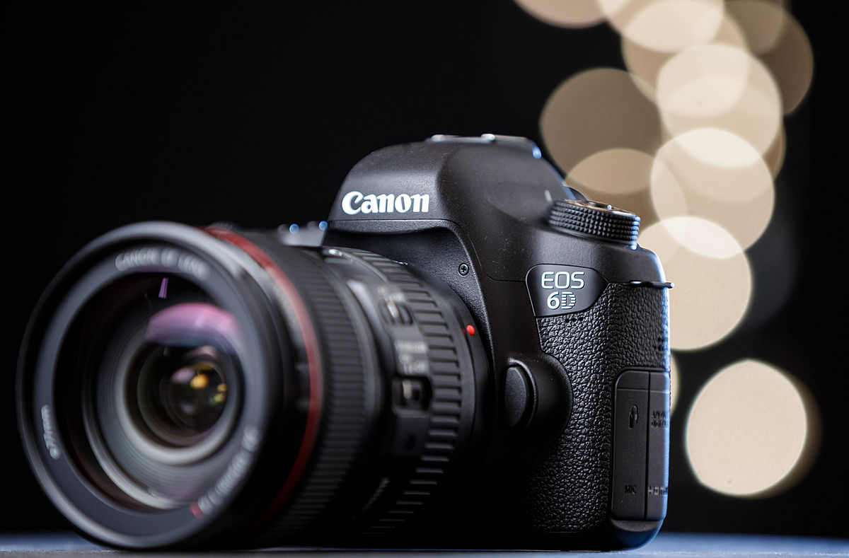 characteristics and types of digital camera