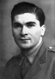 Adolphe Rabinovitch Special Operations Executive captain