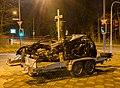 Car accident memorial - Unfall Denk mal - Frankfurt - Germany - 02.jpg
