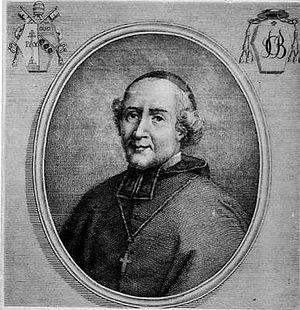 Jean de Dieu-Raymond de Cucé de Boisgelin - Image: Cardinal de Boisgelin