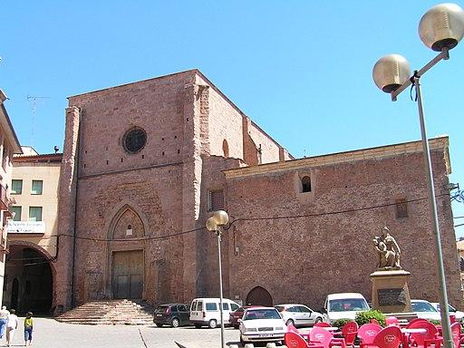 Cardona - Esglesia de Sant Miquel