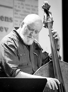 Carl Morten Iversen Bass player