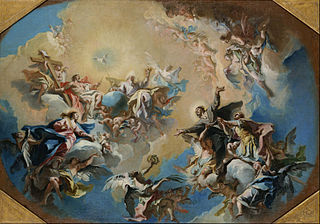The Glorification of St. Felix and St. Adauctus