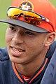 Carlos Correa spring training 2015.jpg
