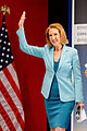 Carly Fiorina at Citizens United Peace Summit Greenville South Carolina May 2015 by Michael Vadon 01.jpg