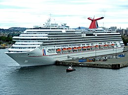 Carnival splendor wikipedia for Costa fascinosa wikipedia