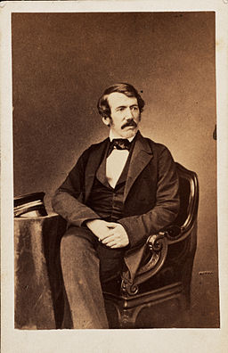 Carte de visite of David Livingstone (2)
