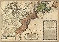 Carte du Canada et de la Louisiane qui forment la Nouvelle France et des colonies angloises ou sont representez les pays contestez. LOC 73694932.jpg
