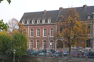 César Franck - House Grady in Liège, where Franck was born