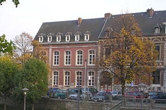 César Franck - House Grady in Liège, where Franck was born