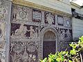 Casino di pio IV, ninfeo, mosaici 02.JPG