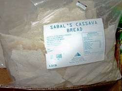 meaning of cassava