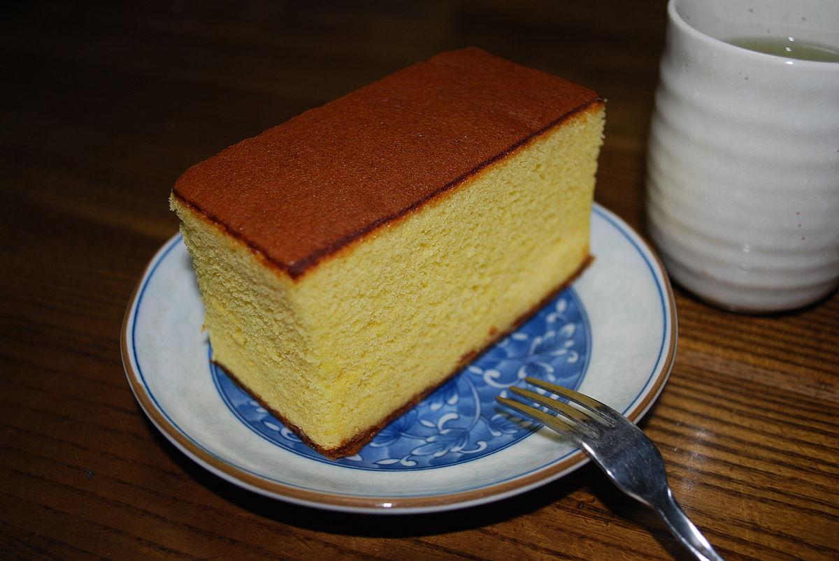 Nagasaki Castella Sponge Cake