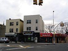 Castle Hill Avenue, a Castle Hill, dove è nata Jennifer Lopez