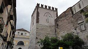 Province of Caserta - Castle in Capua