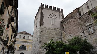 Province of Caserta - Castle in Capua.