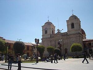 Huancayo - Huancayo Cathedral