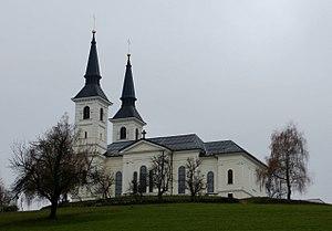 Čatež, Trebnje - Assumption Church