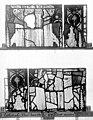 Cathédrale - Vitrail, Chapelle Jeanne d'Arc, la Vierge et l'Enfant, saint jean, baie 36, sixième panneau, en haut - Rouen - Médiathèque de l'architecture et du patrimoine - APMH00031338.jpg