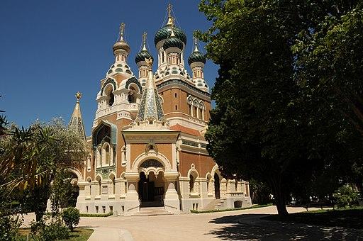 Cathédrale Saint-Nicolas de Nice, France
