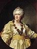 Catherine II by D.Levitskiy (1794, Novgorod museum)