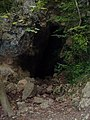 Cave at Loggerheads Country Park - geograph.org.uk - 262479.jpg