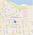Cayo hueso, Havana. Map.jpg