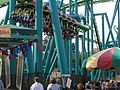 Cedar Point 046 Raptor over funway.JPG