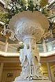 Cedar Point Hotel Breakers - Planter in Rotunda (14829816354).jpg