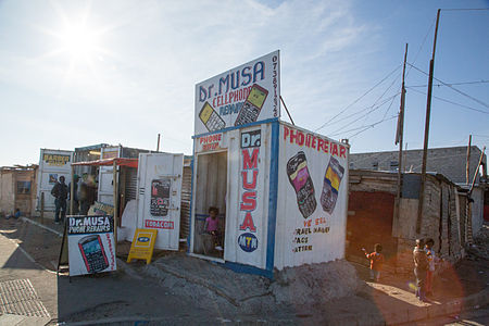 Cellphone Repair Shop built from Shipping Container, Joe Slovo Park, Cape Town, South Africa-3382.jpg