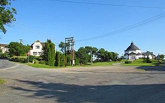 Tavíkovice - Image: Center of Tavíkovice, Znojmo District