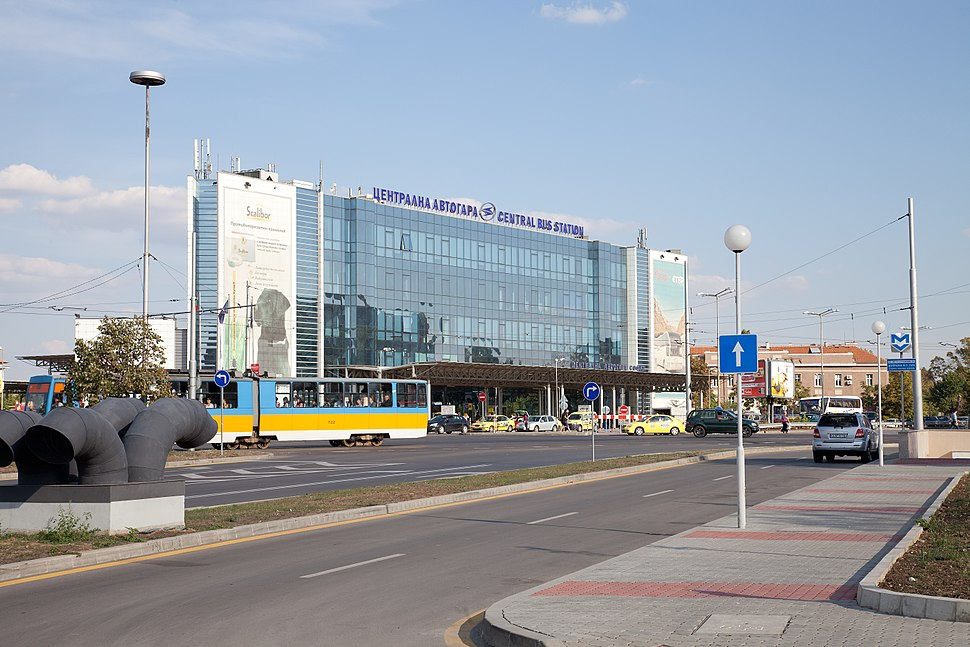 Central Bus Station Sofia 2012 PD 08 01