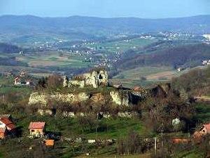 Cetin Castle - Cetin
