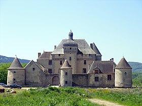 Image illustrative de l'article Château du Théret