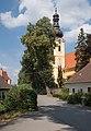 Chýnov, kostel Nejsvětější Trojice Dm419183-4850 IMG 6386 2018-08-02 11.01.jpg