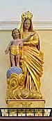 Chalais 16 Chapelle N.D. Vierge à l'enfant 2013.jpg