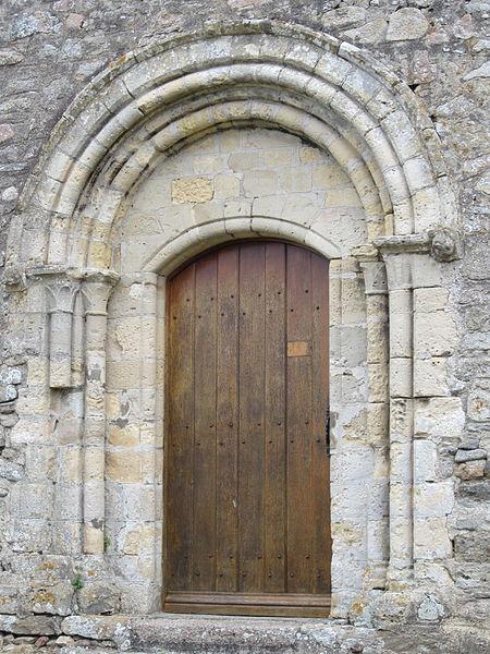 Chapelle Saint-Éloi de Réville (XIIe siècles)