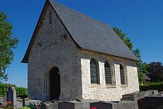 Sainte-Marie-des-Champs Commune in Normandy, France
