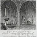 Chapter house, Landaff cathedral - to the Revd. John Hunt L.L.D. Chancellor of Landaff.jpeg