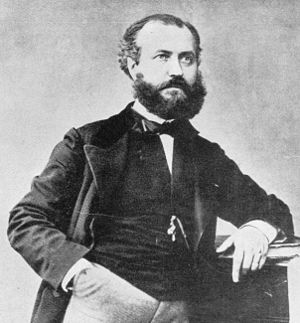 Charles Gounod - Charles Gounod in 1859, the year of the premiere of Faust.