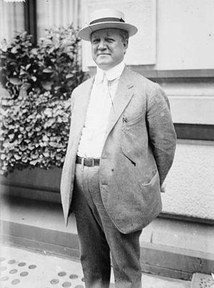 Charles Ebbets - Charles H. Ebbets Sr., circa 1915